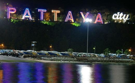 Pattaya địa danh du lịch Thái Lan nổi tiếng
