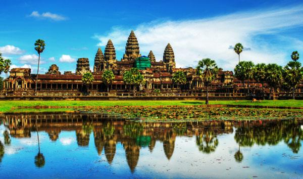 Tây Nguyên Huyền Thoại & Angkor Huyền Bí